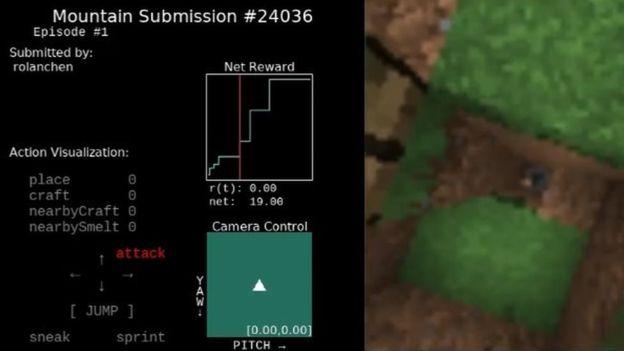 ИИ по добыче алмазов в Minecraft не справился с задачей