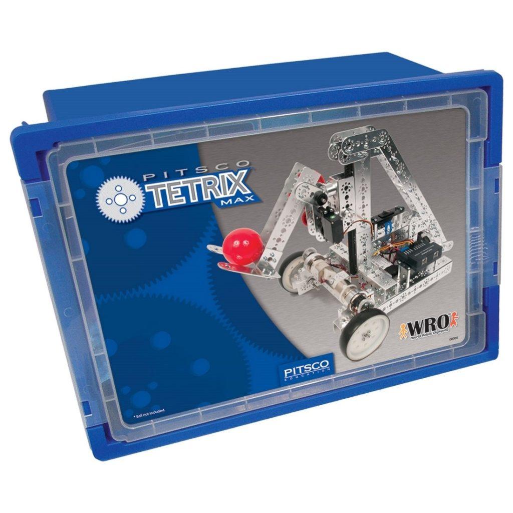 Tetrix для ребенка: совмещение занятий и игр