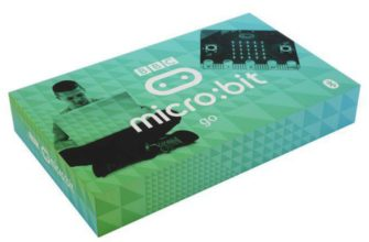 коробочная версия micro:bit
