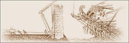 Архимед военный «коготь»