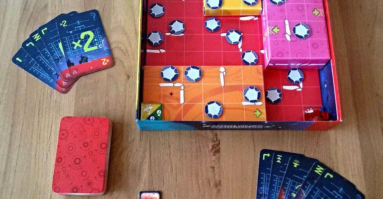 Настольная игра Прогеры