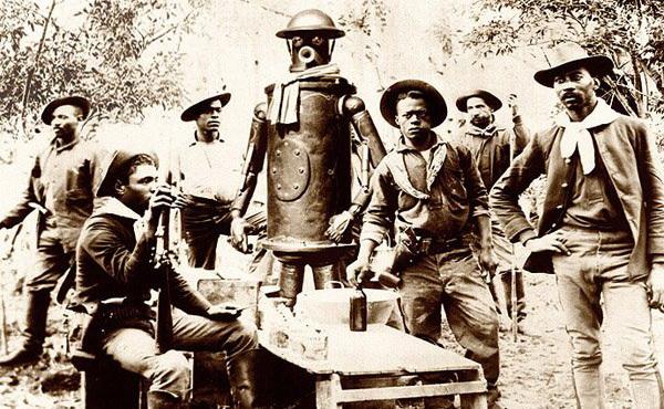 Робот Boilerplate 1883