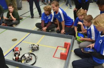 Робототехника в школе