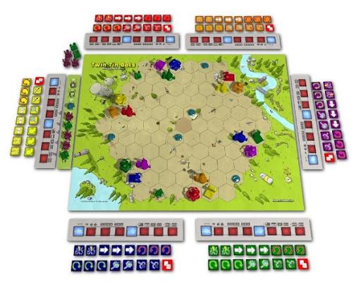 Twin Tin Bots от Flatlined Games